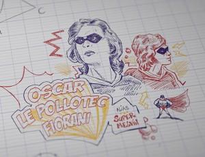 Qui sont les supers-héros ?